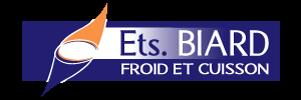 Logo ETS BIARD