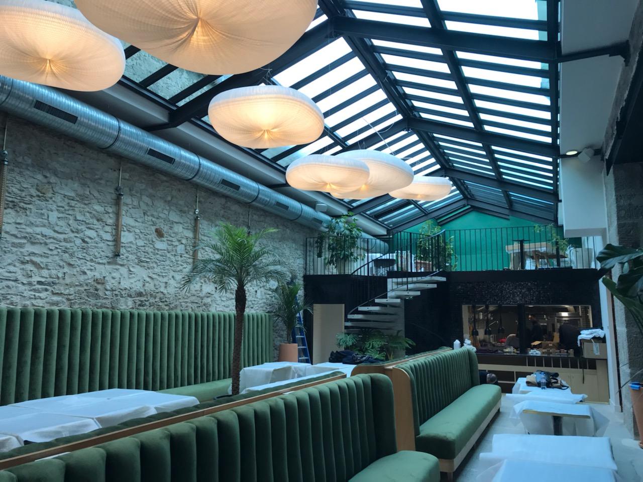 Restaurant la Canopée